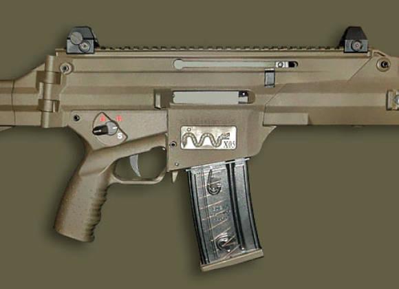 FX-05 Xiuhcóatl, la 'serpiente de fuego' que usa el Ejército contra el narco
