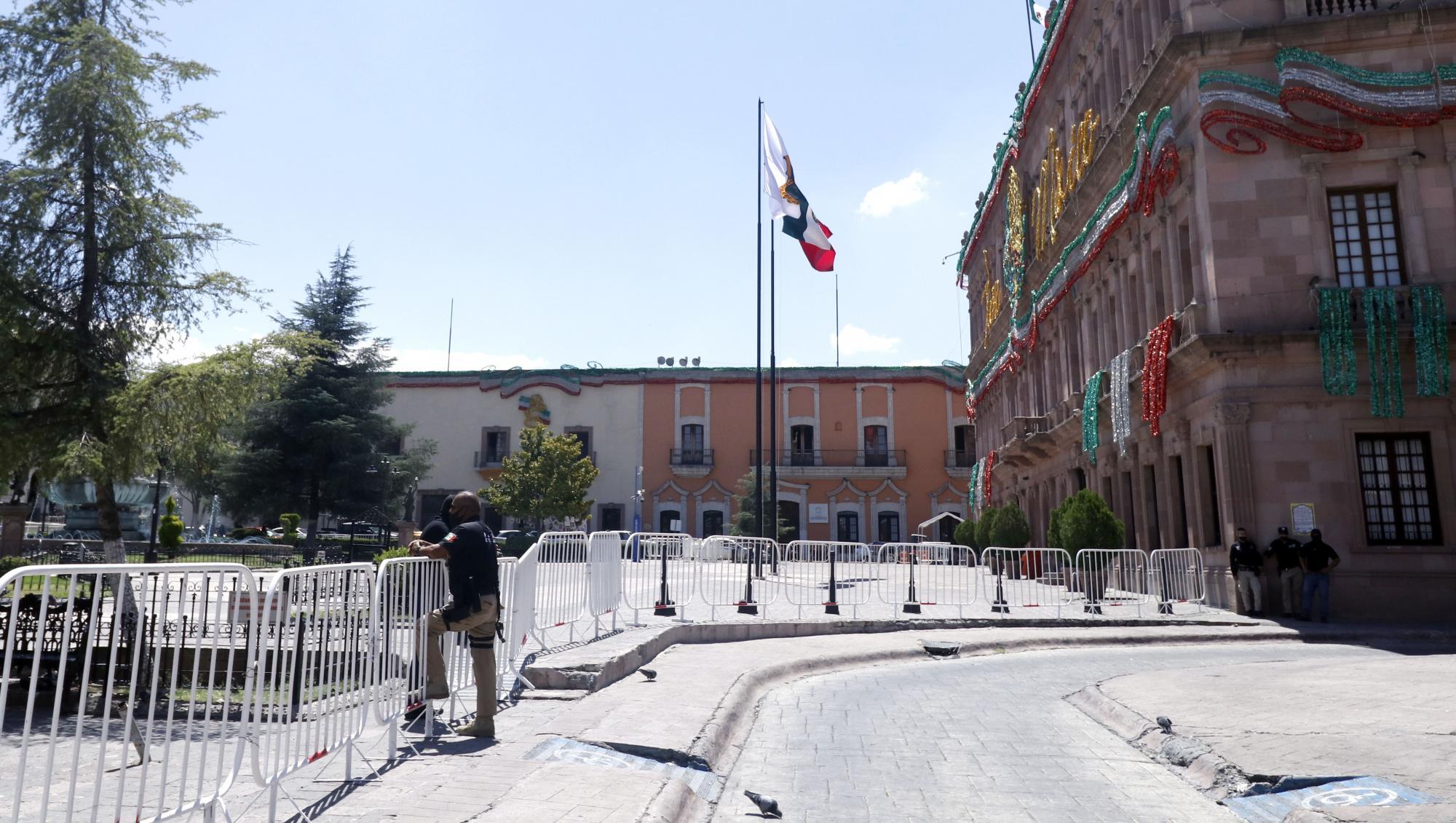 Por mantenimiento y restauración continuará cerrada Plaza de Armas en Saltillo. Noticias en tiempo real